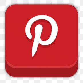 Pinterest - Text Brand Trademark PNG