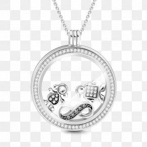 Floating Gift - Earring Charm Bracelet Locket Necklace Jewellery PNG