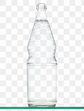 Glass Bottles - Glass Bottle Juice Soft Drink Carbonated Water PNG