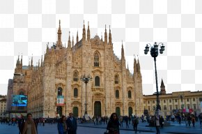 Milan, Italy, Six - Milan Cathedral Florence Cathedral Duomo Como Rome PNG