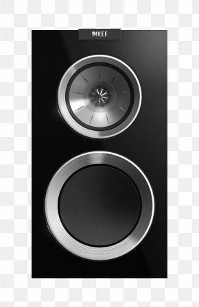 Speaker - Loudspeaker Enclosure KEF Computer Speakers PNG