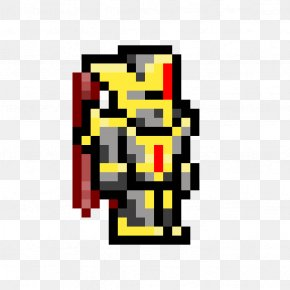 Pixel Art - Terraria Minecraft Roblox T-shirt Armour PNG
