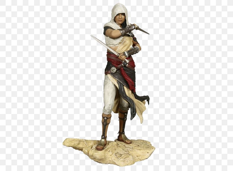 Assassin's Creed: Origins Assassin's Creed III Assassin's Creed Odyssey Ubisoft, PNG, 600x600px, Ubisoft, Edward Kenway, Figurine, Game, Statue Download Free