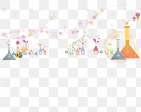 Vector Elements Fairy Tale World - Cartoon Fairy Tale PNG