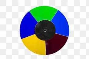 Color Wheel - Color Wheel Yellow Color Temperature Blue PNG