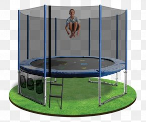 Trampoline - Trampoline Safety Net Enclosure Trampolining Springfree Trampoline Sporting Goods PNG