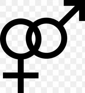 Symbol - Gender Symbol Female Transgender LGBT Symbols PNG