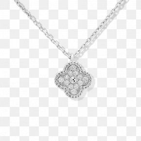 NECKLACE - Van Cleef & Arpels Earring Charms & Pendants Necklace Jewellery PNG