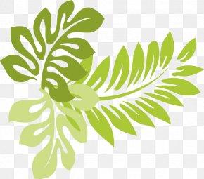 Buckeye Leaf Cliparts - Hawaii Leaf Clip Art PNG