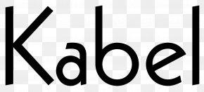 Typeface - Kabel Typeface Typography Futura Font PNG