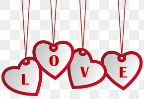 Valentine's Day - Love Chain PNG