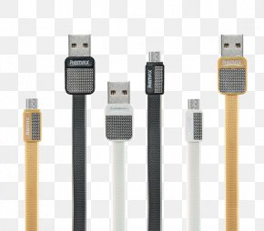 USB - Battery Charger USB-C Data Cable Lightning PNG
