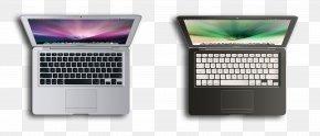 Black And White Laptop - Laptop MacBook Air Macintosh Computer Keyboard MacBook Pro PNG