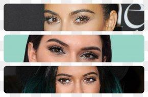 Face - Eyebrow Eyelash Extensions Face Eye Shadow Cheek PNG