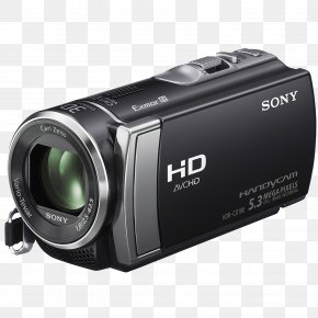 Video Camera Image - Video Camera Handycam Camcorder High-definition Video 1080p PNG