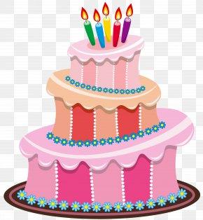 Birthday Cake Clip Art - Birthday Cake Cupcake Clip Art PNG