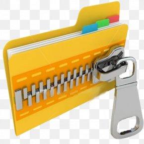Zip - Directory Zip Computer Software PNG