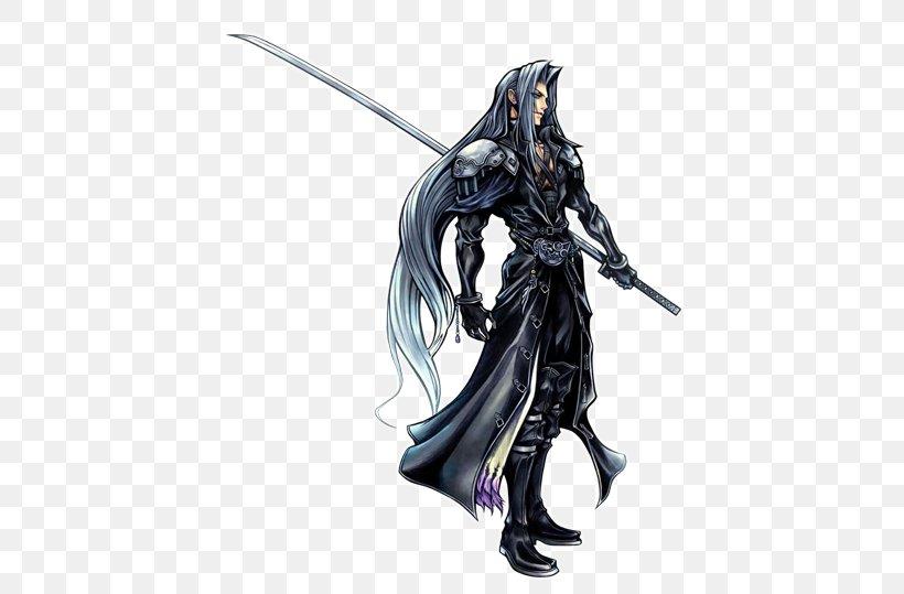 Dissidia Final Fantasy Crisis Core Final Fantasy Vii