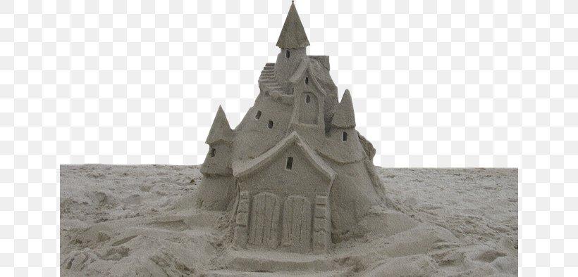 Sand Art And Play Beach Sculpture