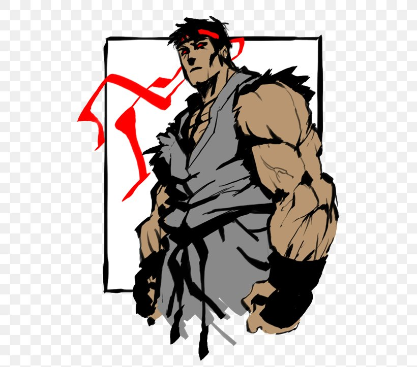 Ryu Ultra Street Fighter Ii The Final Challengers Fan Art