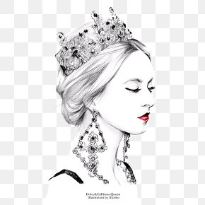 Queen - Painting Book Drawing Art Illustration PNG