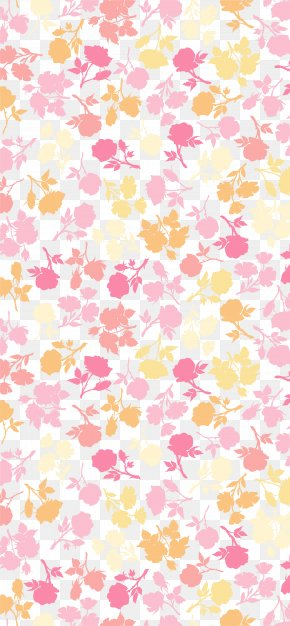 Pink Flower Background - Flower Pink Wallpaper PNG