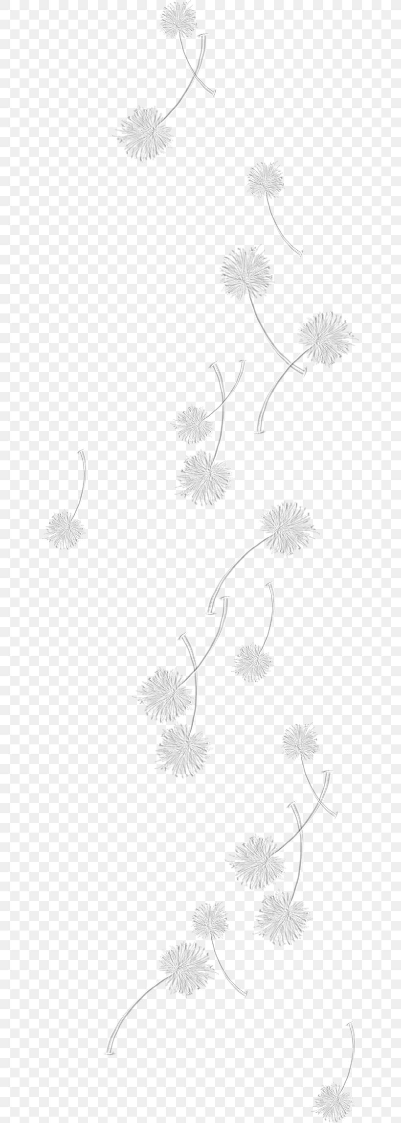 Paper White Black Pattern, PNG, 650x2293px, Paper, Area, Black, Black And White, Border Download Free