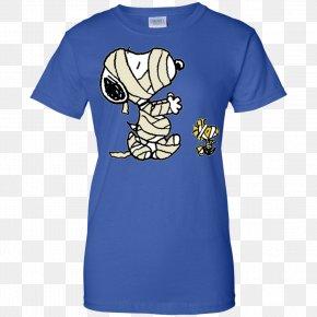 T-shirt - T-shirt Hoodie Sleeve Gildan Activewear PNG