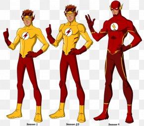 Kid Flash Image - Kid Flash Wally West Joker Robin PNG