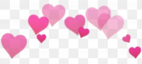 Heart Watercolor - Photo Booth We Heart It Clip Art PNG