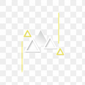 Vector Triangle Background Material - Triangle Area Pattern PNG