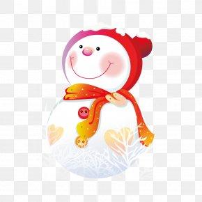 Snowman Pattern - Snowman Roof PNG