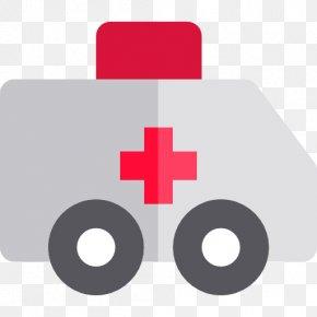 Ambulance - Transport Icon PNG