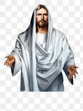 Jesus Christ Clipart - Depiction Of Jesus Clip Art PNG