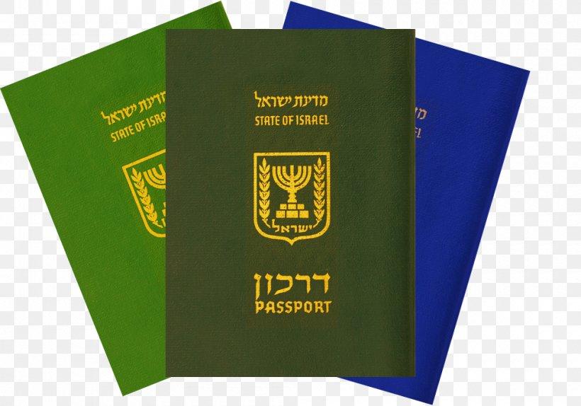 Israeli Passport Israeli Passport Icon, PNG, 1000x700px, Israel, Brand, Designer, Israeli Passport, Logo Download Free