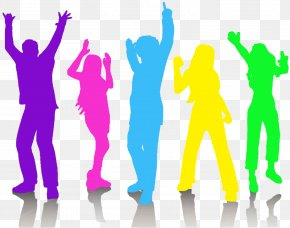 Creative Youth - Dance Silhouette Drawing Clip Art PNG