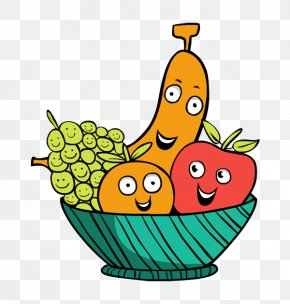 Fruits Basket - Fruit Salad Food Gift Baskets Clip Art PNG