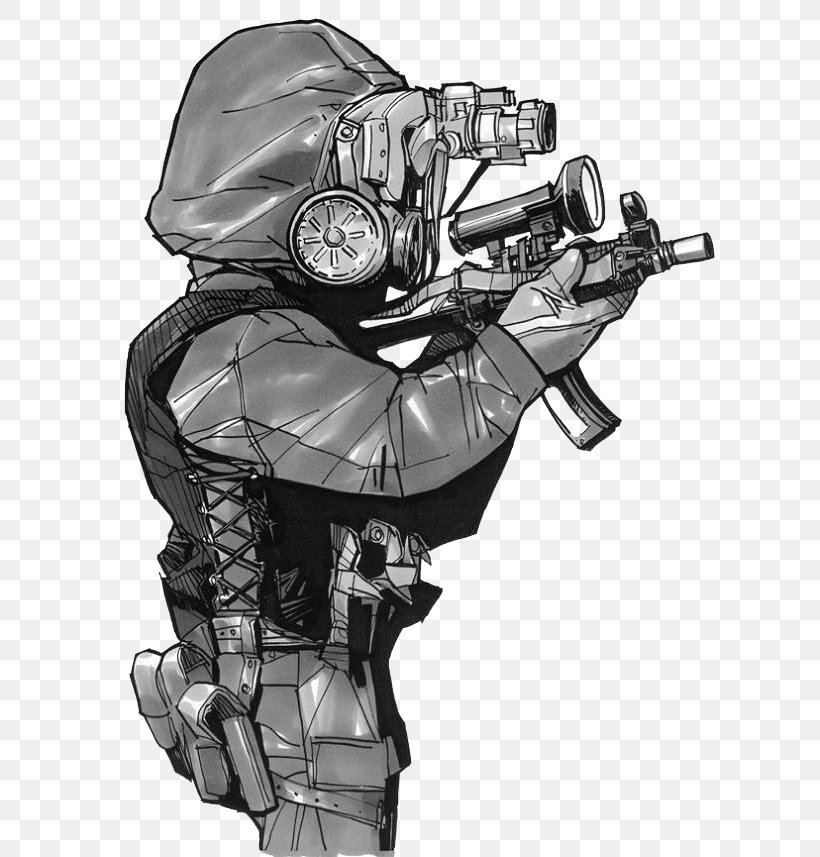 Telescope Machine Gun Bullet, PNG, 629x857px, Telescope, Art, Black And White, Bullet, Fictional Character Download Free