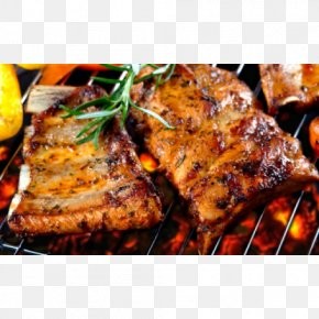Spareribs - Barbecue Ribs Hamburger Grilling Meat PNG