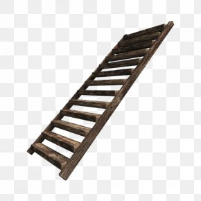 Stairs Transparent Image - Stairs Wood Clip Art PNG