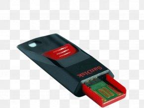 Usb Flash Disk - USB Flash Drives Computer Data Storage SanDisk PNG