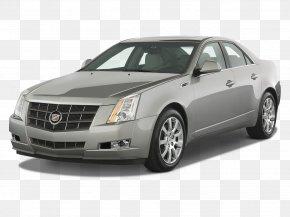 Cadillac - 2009 Cadillac CTS-V 2009 Cadillac DTS Car BMW M5 PNG