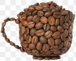 Coffee Pot Of Coffee Beans Clipart Picture - Jamaican Blue Mountain Coffee Papua New Guinea Single-origin Coffee Coffee Production In Indonesia PNG