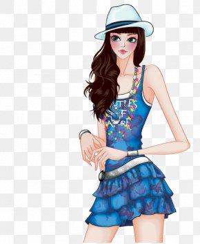 Summer Women - Fashion Woman Wallpaper PNG