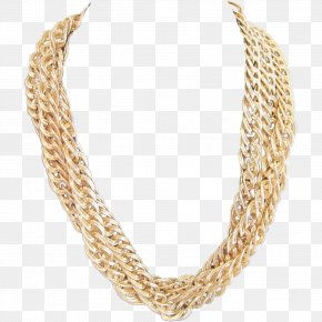 Chain - Gold Necklace Jewellery Chain Jewellery Chain PNG