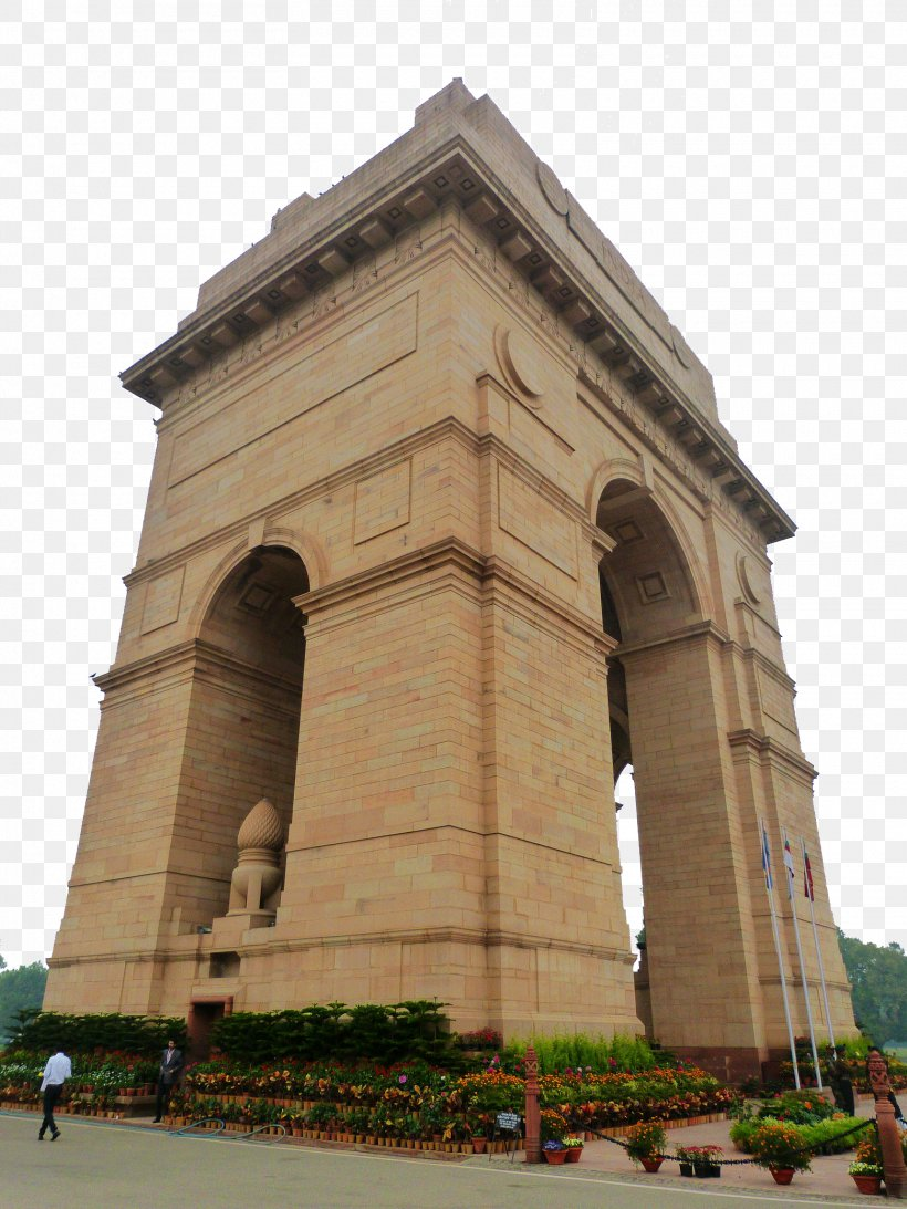 India Gate Gateway Of India Tourism Tourist Attraction, PNG, 1560x2080px, India Gate, Ancient Greek Temple, Ancient History, Ancient Roman Architecture, Arch Download Free