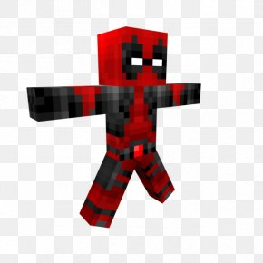 Deathstroke - Minecraft: Pocket Edition Deadpool YouTube PlayStation 4 PNG
