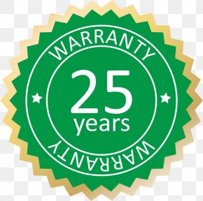 1 Year Warranty Logo - Stock Photography PNG