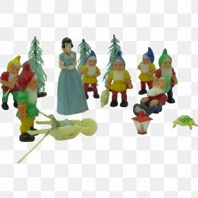Dwarf - Toy Animal Figurine Christmas Ornament PNG