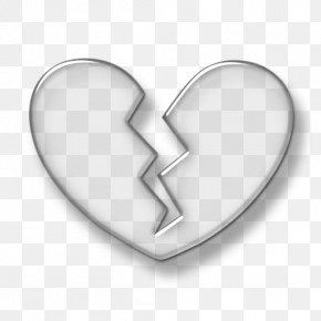Heart - Broken Heart Love Clip Art PNG